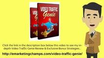 [Video Traffic Genie Review] Honest Review & Bonus Strategies