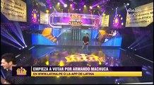Con esta presentación, Armando Machuca clasificó a la gran final