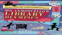Read Mr  Lemoncello s Library Olympics Ebook pdf download