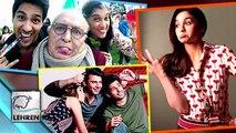 'Kapoor & Sons' BEHIND THE SCENES Pictures | Alia Bhatt | Siddharth Malhotra