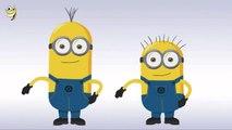 Minions Dance - Whoops Kiri Whoops (fruitcake) [HD] 1080P