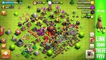 Clash of Clans DEATH BY BALLOONS! Clash of Clans Troll Base Defenses! 1080P60FPS