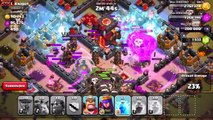 Clash of Clans DOUBLE CLAN WAR XP! LIVE Clan War ATTACKS!