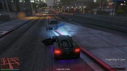 What GTA V Fail
