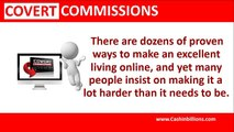 Covert Commissions Review | Covert Commissions | Affiliate Program
