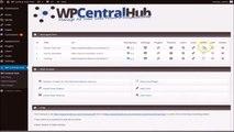WP Central Hub 2.0 - 25 Sites License Review & Bonus as TrafficFusion!