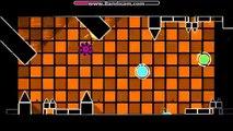 Sub level! MAYONNAISE by Nexyusnex (3 Coins) - Geometry Dash [2.0]