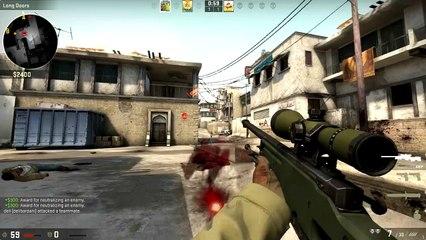 CS: GO - Sniper Troubles