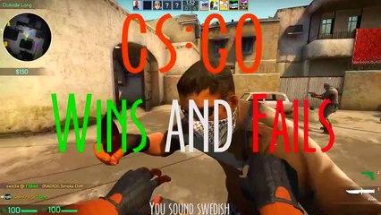 Wins And Fails! CS: GO