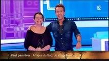 """TV : Dans Slam, Cyril Féraud souhaite de """" très belles aventures """" à Julien Lepers !"""