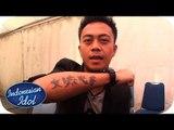 #AskIdol Gio 3 -  Tato Pertama & Paling Favorit Gio Yang Mana? - Indonesian Idol 2014