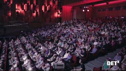 """Anne De Benef, 40 ans """"Executive Woman"""" - Filles d'Aujourdhui du 20/02 - CANAL +"""