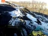 Аэропорт Донецка: позиции сил АТО / Donetsk airport: Ukrainian military positions
