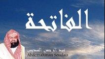 Abderrahman As Soudais - Surate Al-Fatiha 114
