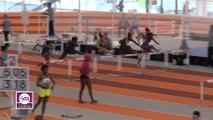 Finale 60 m haies Espoirs Femmes