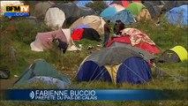 "Migrants: l'Etat va faire évacuer la moitié de la ""Jungle"" de Calais"
