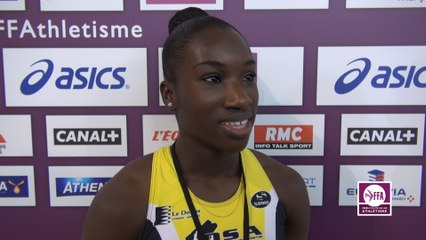 Awa Sene : « Je suis en forme au bon moment »