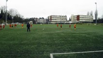 U11 / Match championnat : SAQ(A)/ Bachant