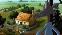 Trois Petits Cochons - Simsala Grimm HD | Dessin animé des contes de Grimm