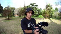 Skateboard Transition Filming Tips with NKA