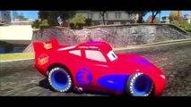 Disney Cars Pixar Spiderman Nursery Rhymes & Hulk - Cartoon Animation Rhymes & Songs Part