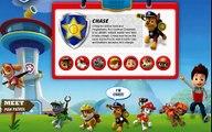 забавные приключения игры Щенячий патруль Meet Chase Marshall Rocky Rubble Ryder Skye Zuma