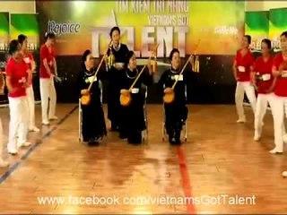 Hội Dưỡng Sinh - VietNam's Got Talent tại Lạng Sơn