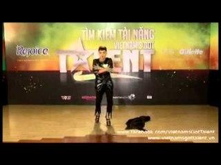 """Lady Gaga"" thi Vietnam's Got Talent"