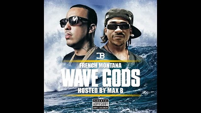 French Montana - Wave Gods (Intro) [feat. Chris Brown] {Wave Gods} - Lyric Video
