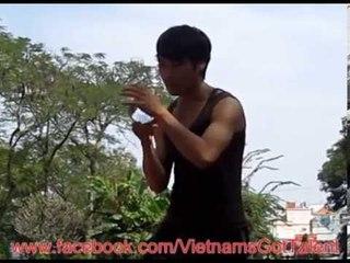 Tài Năng Nghệ thuật Cầu Thủy Tinh (Contact Juggling Việt)