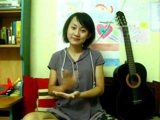 Đặng Hoàng Nhu (Cô gái 'hát bằng tay') - Em mơ về anh