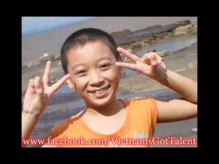 Vũ Song Vũ (12 tuổi) - Bà Tôi