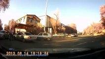 Car Crash Compilation février Le meilleur du Mois de tableau de bord caméra se bloque par Ç NOUVEAU - 2016