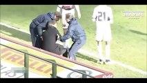 لقطات مضحكة جدا في عالم كرة القدم 2015 - مضحكة جدا لاتفوتك !!!!