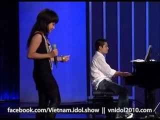 [Vietnam Idol 2010 - Top 16] Thí sinh Trần Nguyễn Uyên Linh