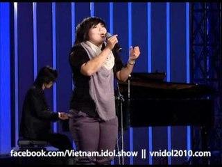 [Vietnam Idol 2010 - Top 16] Thí sinh Nguyễn Thị Phương Anh