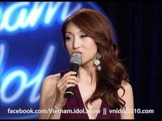 [Vietnam Idol 2010 - Top 16] Thí sinh Lều Phương Anh