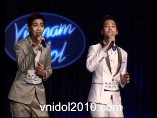 B[Vietnam Idol 2010] Nhóm hát Bức Thư Tình Đầu Tiên
