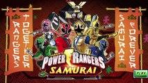 Power Rangers Samurai: Rangers Together - Power Rangers Game