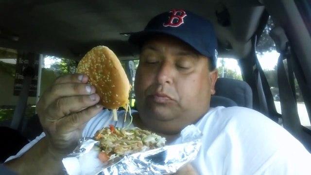 Joeys Food Mashups: Del Tacos® Bun Taco! #5