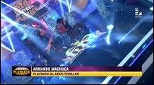 Los Reyes del Playback: la presentación de Armando Machuca en la final