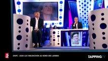 ONPC : Jean-Luc Mélenchon au bord des larmes en évoquant la mort d'un collaborateur (Vidéo)