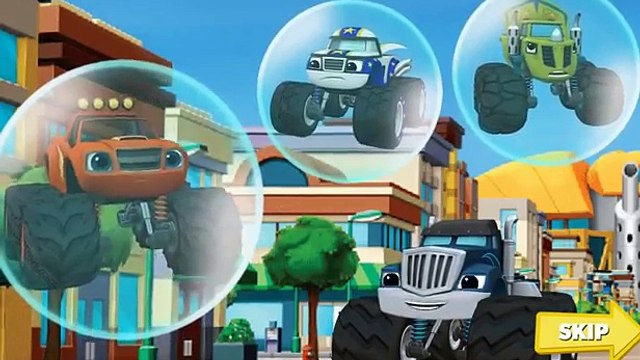 Blaze And The Monster Machines Blaze Race to the Rescue! Full Episode Gameplay For Kids