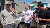 Touristes français pissent par la fenêtre de leur voiture de location (Nouvelle-Zélande)
