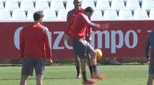 Adil Rami en mode football samba !