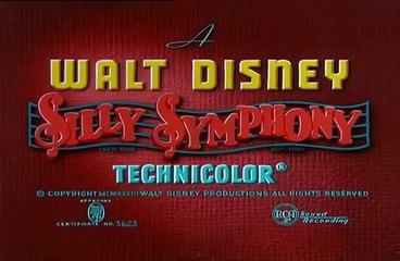 Silly Symphonies - Symphonie de court de ferme (1938)