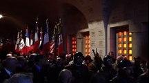 Centenaire de la bataille de Verdun. Messe à l'ossuaire de Douaumont