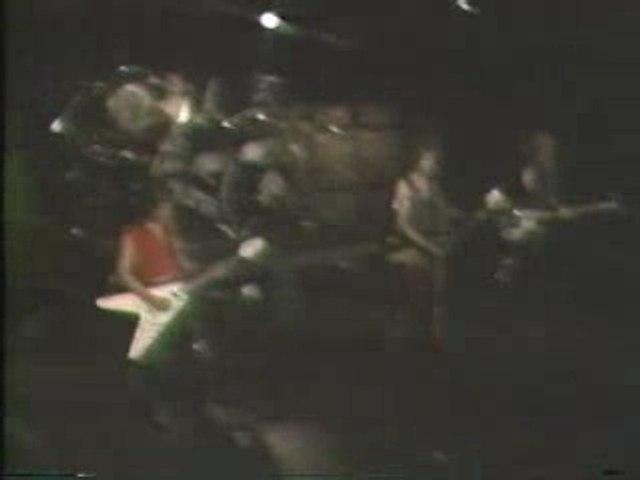 Trauma with Cliff Burton