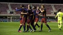 [HIGHLIGHTS] FUTBOL (2A B): FC Barcelona B – Atlético Levante (2-0)