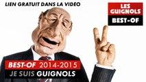 """Les Guignols de l'info - Best-of 2014/2015 """"Je Suis Guignols"""" lien d'accès gratuit"""
